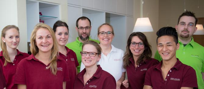Team, Kieferorthopädie Elbvororte.