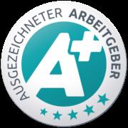 PraxisZert-Qualitaetssiegel-Ausgezeichneter-Arbeitgeber